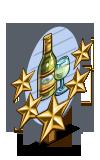 Semillon Chardonay 5 Star Mastery Sign-icon
