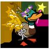 Fall Fairy Duck-icon