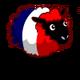 French Flag Sheep-icon
