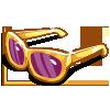 Gold Sunglasses-icon
