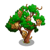 Leopard Tree-icon