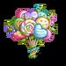 Lollipop Cookie Tree-icon