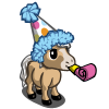 Mini Party Foal-icon