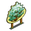 White Speckled Alder Mastery Sign-icon