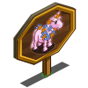 Aloha Pony Mastery Sign-icon