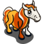 Candy Corn Foal-icon