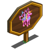 Candyheart Pegacorn Mastery Sign-icon