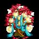 Golden Lantern Tree-icon
