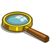 Inspector Magnifying Glass-icon