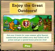 Summer Fun Countdown Notification