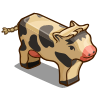 Wooden Cow-icon