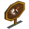 Adventure Chicken Mastery Sign-icon