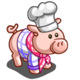 Baker Pig-icon