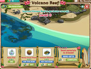 Hawaiian Paradise Volcano Reef Inside Building Material Requirements
