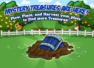 Mystery Treasures Loading Screen