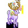 Purple Deer-icon