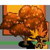 Three Flowered Tree-icon