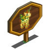 4 Leaf Clover Pegacorn Foal Mastery Sign-icon