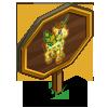 4 Leaf Clover Pegacorn Foal Mastery Sign-icon