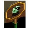 Clover Sheep Mastery Sign-icon