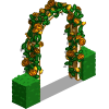 Golden Rose Arch-icon