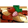 Milky Strawberry Crepe-icon