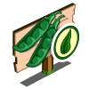 Organic Pea Mastery Sign-icon