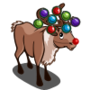 Ornament Reindeer-icon