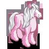 Pink Gypsy Horse-icon