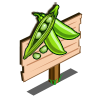 Snap Pea Mastery Sign-icon