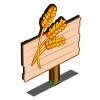 Sun Fade Barley Mastery Sign-icon