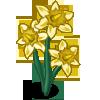 Daffodil (Spring Basket)-icon