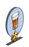 Foxes Ale 1 Star Mastery Sign-icon