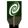 Giant Mint Lollipop-icon
