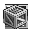 Silver Crate-icon
