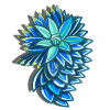 Spiral Star Flowers-icon
