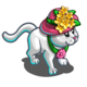 Summer Flower Cat-icon