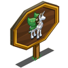 Tea Leaf Pegacorn Mastery Sign-icon