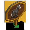 Dosanko Horse Mastery Sign-icon