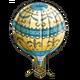 French Air Balloon-icon