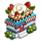 Funnel Cake Shop-icon