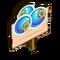 Borealis Blueberries Mastery Sign-icon