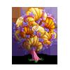 Croissant Tree-icon