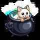 Cute Cauldron Kitty-icon