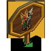 Festive Pegacorn Mastery Sign-icon