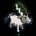 Frankenstein Bride Cow-icon