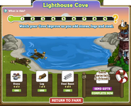 Lighthouse Cove Stage 1