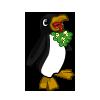 Mistletoe Penguin-icon