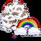 Rainbow Tree-icon