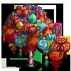 Sachet Tree-icon